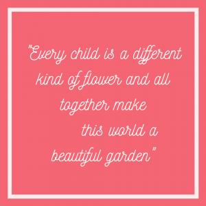 children's quote