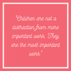 children's quote